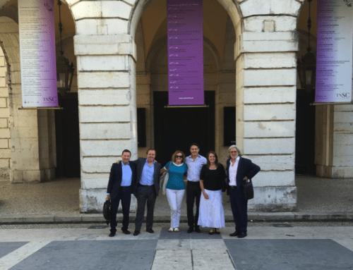 Reunidos em Lisboa Howden Iberia e RKH